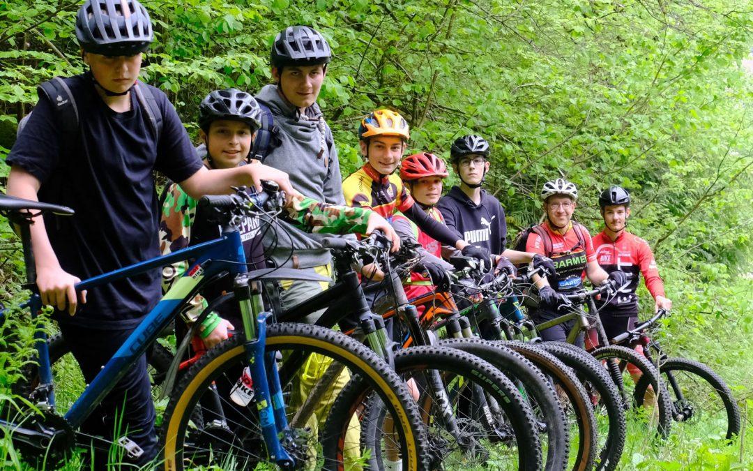 Mountainbike Training startet wieder
